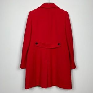 J. Crew Jackets & Coats - J. Crew Vintage Italian Wool Lady Day Coat